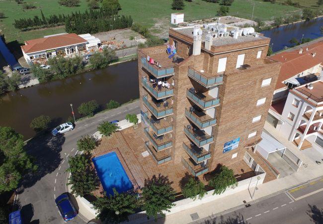 Apartamento en Rosas / Roses - 211 Daniel1A InmoSantos Location Appartement Roses