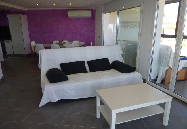 Apartamento en Rosas / Roses - 133 Oasis A5 InmoSantos Location Appartement Roses