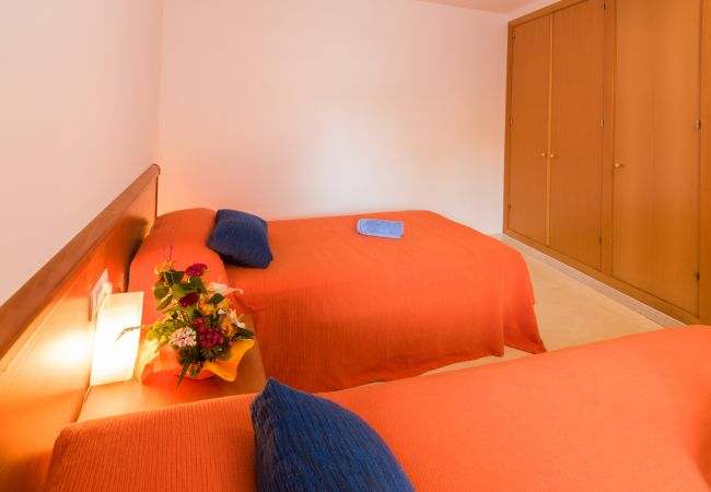Apartamento en Rosas / Roses - 201 DanielBA InmoSantos Location Appartement Roses