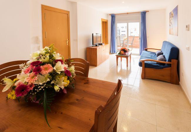 Apartamento en Rosas / Roses - 252 DanielAB InmoSantos Location Appartement Roses