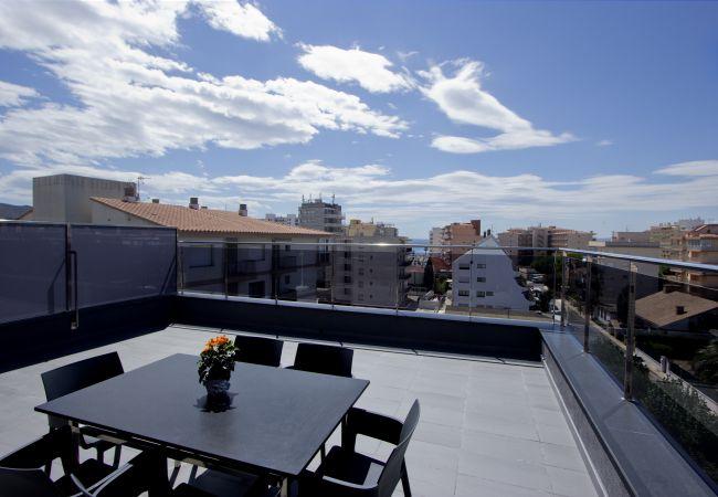 Apartamento en Rosas / Roses - 351 Nuria 51 InmoSantos Location Appartement Roses