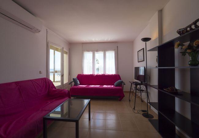 Apartamento en Rosas / Roses - 101 Oasis F3 InmoSantos Location Appartement Roses