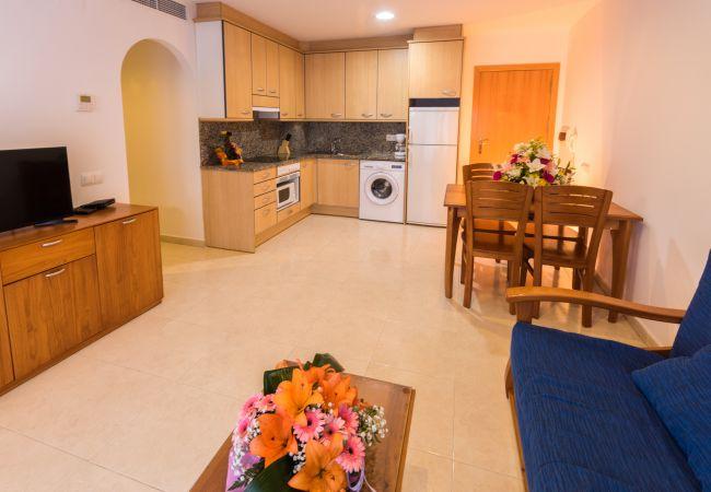 Ferienwohnung in Rosas / Roses - 201 DanielBA InmoSantos Location Appartement Roses