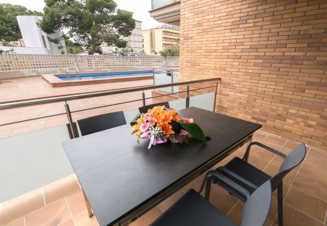 Ferienwohnung in Rosas / Roses - 203 DanielBC InmoSantos Location Appartement Roses