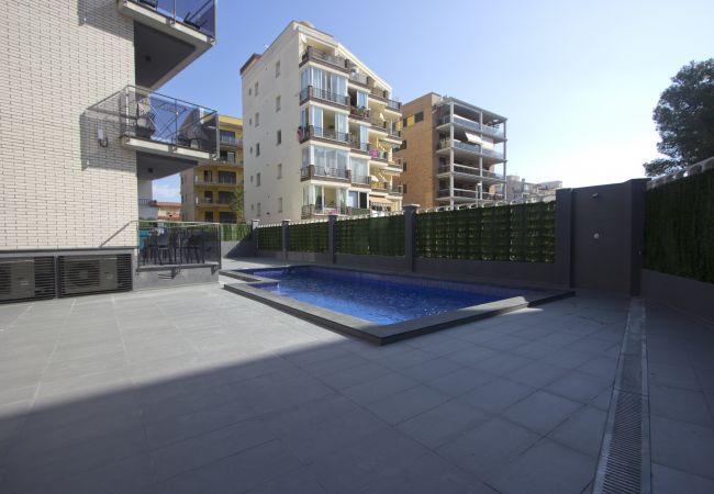 Ferienwohnung in Rosas / Roses - 302 Nuria B2 InmoSantos Location Appartement Roses
