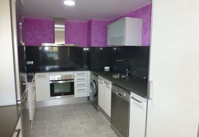Apartment in Rosas / Roses - 133 Oasis A5 InmoSantos Location Appartement Roses