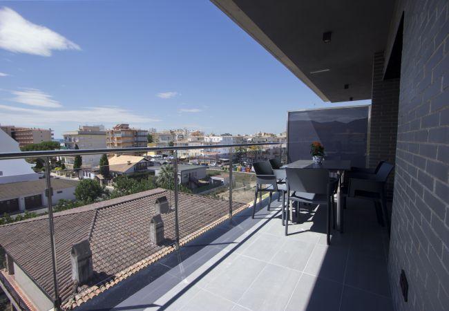 Apartment in Rosas / Roses - 302 Nuria B2 InmoSantos Location Appartement Roses